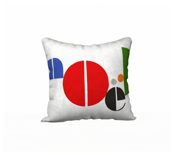 Pillow design Noel