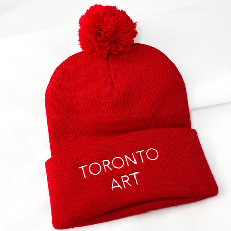 Tuque d'art de Toronto
