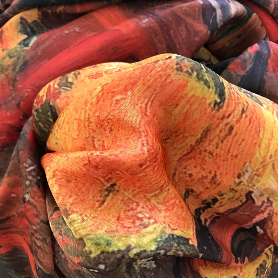 Women's Scarves   Design: Autumn Woods
