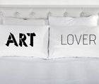 Sleep on your Creative Side -  Set of 2 Pillow Cases