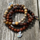 Gemstone Bracelet Crazy Lace Agate