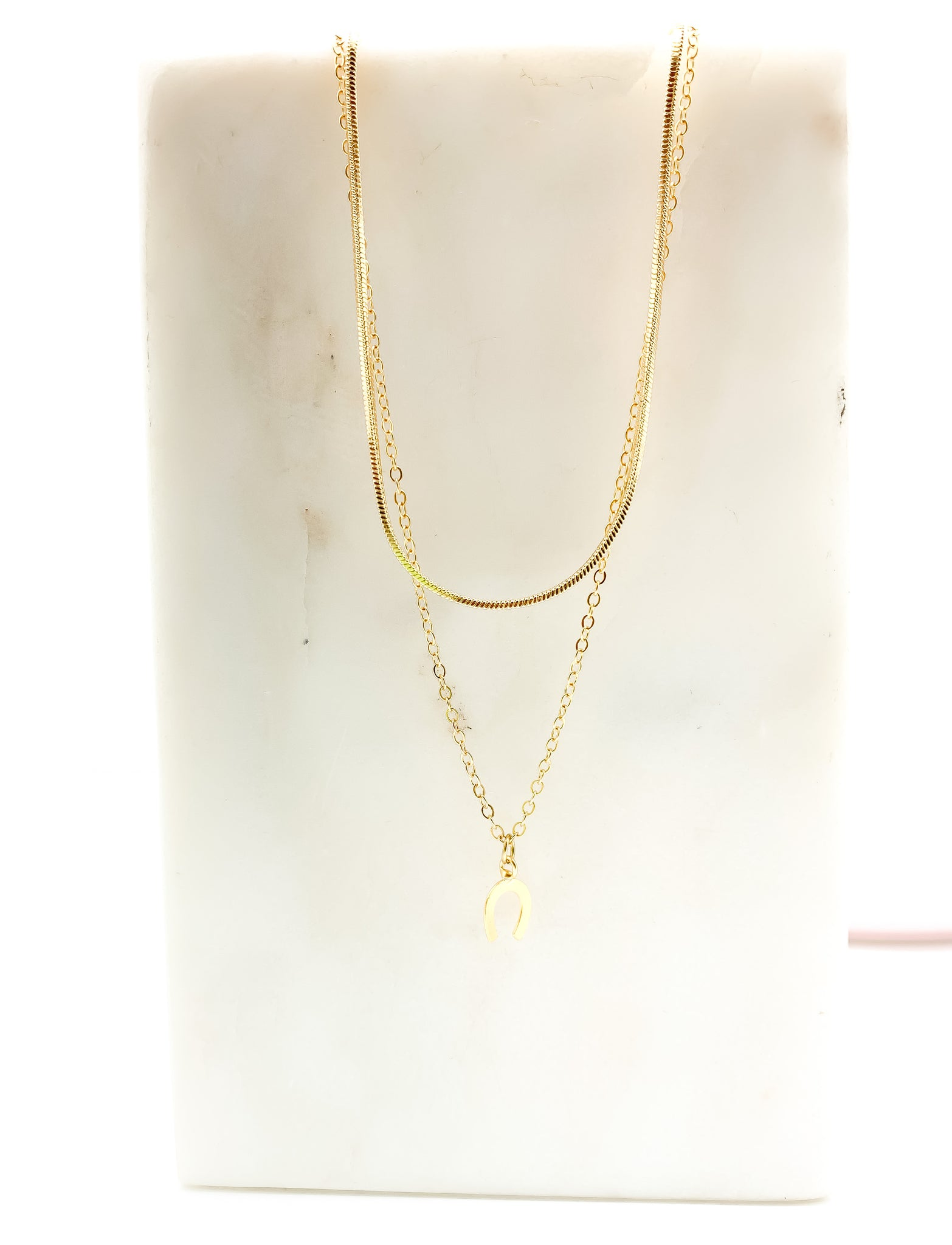 Basic Layers, Layered Necklaces