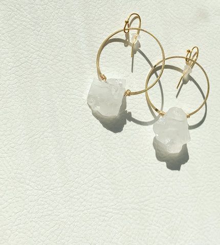 Ode Earrings