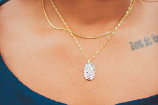 Symbols, Layered Necklaces