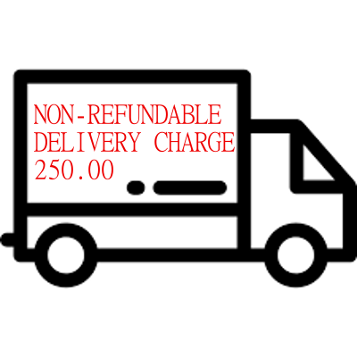 delivery charge NON-REFUNDABLE DELIVERY CHARGE FOR HOSPITAL BEDS