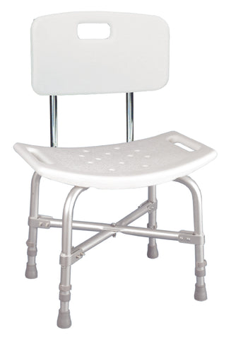 bath bench heavy duty 500 lbs. capacity adjustable 8511 Rosco - Adventura Sickroom Supply