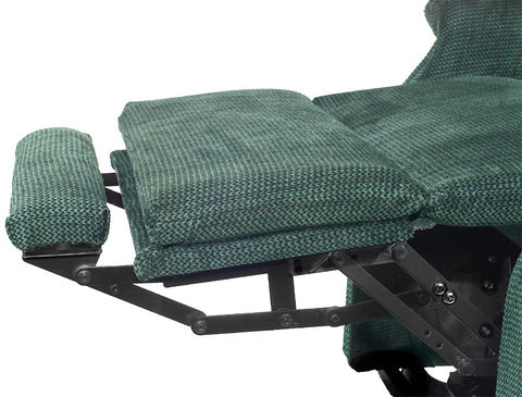 Upcharge Leg Extention Lift Chair Golden