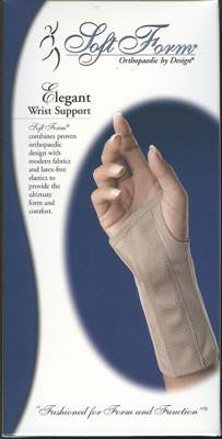 wrist Soft Form elegant splints - Adventura Sickroom Supply