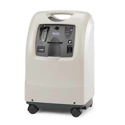 Oxygen Invacare perfecto 2v w/sensor  RX NEEDED home unit continuous - Adventura Sickroom Supply