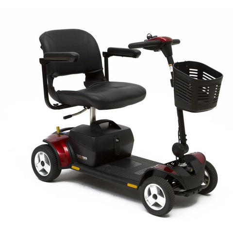 Scooter - 4 Wheels - GOGO Elite Traveller Plus - Pride - Adventura Sickroom Supply