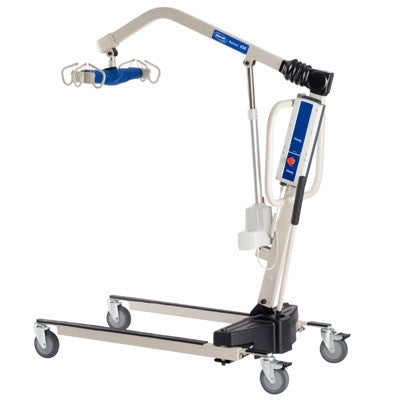 Patient lifter battery powered RELIANT 450-01 Invacare - sling sold separately - Adventura Sickroom Supply