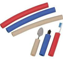 foam tubing, assortment