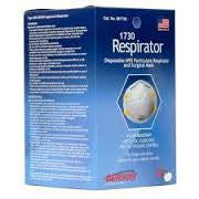 Masks disposable N-95 Respirator and Surgical 20' 1730  -  N95 MASKS - Adventura Sickroom Supply