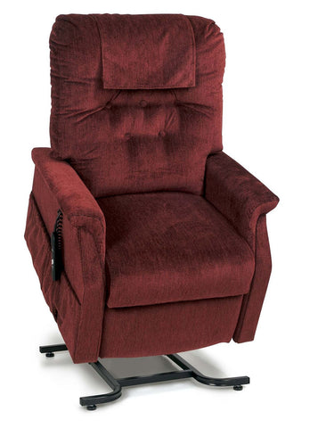 200 Capri Value Series Lift Chair - Electric Power Reclining Chair - Electirc Power Chair Rises to Standing Position - Adventura Sickroom Supply