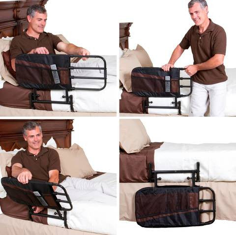 bed rail EZ Adjustable 8000 Stander - Adventura Sickroom Supply
