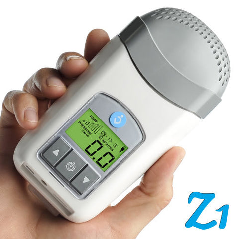 CPAP  Z1 RX NEEDED (not bundeled) - Adventura Sickroom Supply