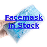 Face Mask Disposable (Pack 50pc.),Facemask