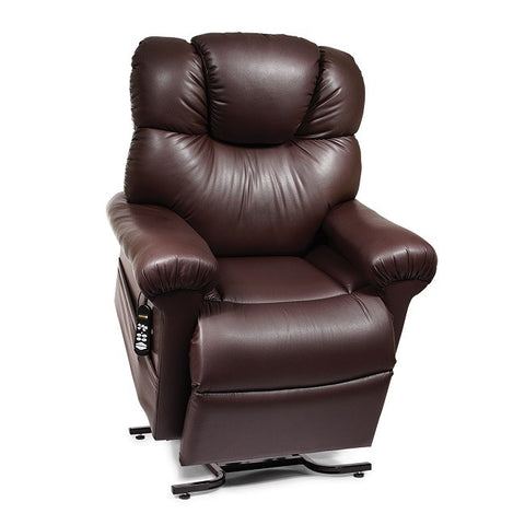 512 Brisa Maxicomfort Power Cloud series Lift Chair - Incredibly Soft Breathable and Luxurious Faux Leather Fabric - Zero Gravity Chair-Electric Power Reclining Chair - Electirc Power Chair Rises to Standing Position  - Available Medium/Large