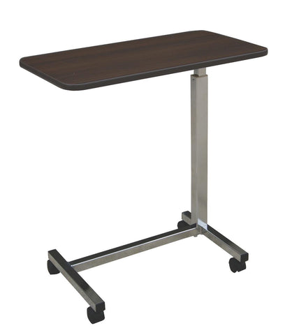 Overbed Table Adjustable Height model# MDS104015 Medline - Adventura Sickroom Supply
