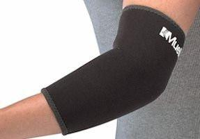elbow sleeve neoprene 414 Mueller - Adventura Sickroom Supply