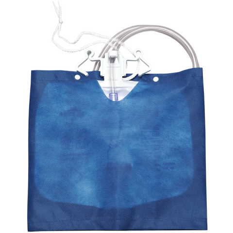 catheter urinary drainage bag covers dynd15200 medline - Adventura Sickroom Supply