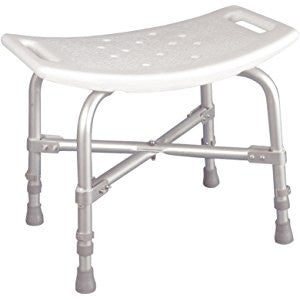 bath bench bariatric without back Essential b3007