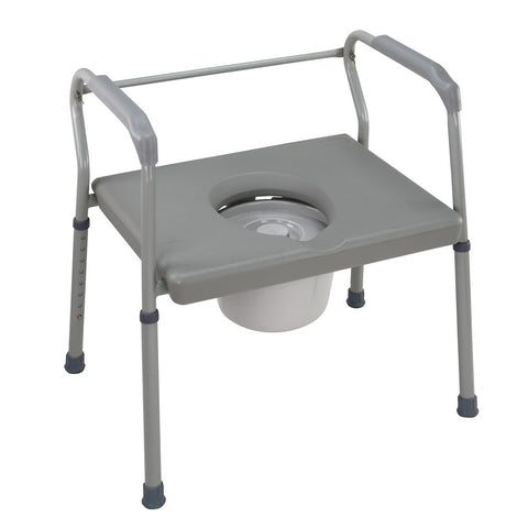 commode briatric 520-1208-0300 DMI - Adventura Sickroom Supply