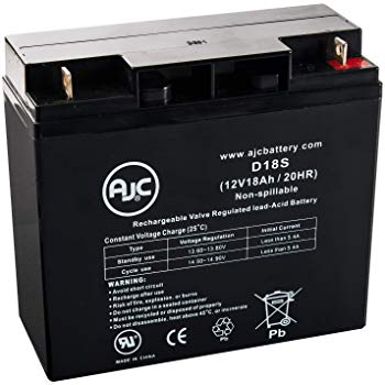 Batteries - Scooter SC54 Pride - part# BATLiQ1000 - Adventura Sickroom Supply