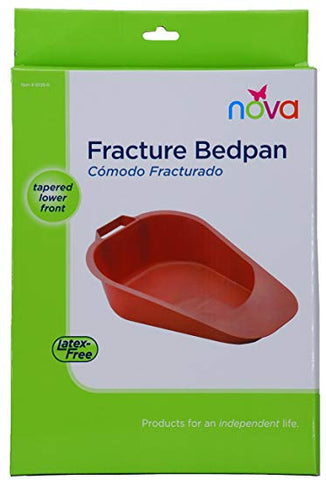 Fracture Bed Pan - Adventura Sickroom Supply