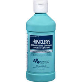 HIBICLENS antiseptic/antimicrobial skin cleanser - Adventura Sickroom Supply