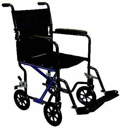 wct 21-23 wheelchair transporter 200 Tuffcare - Adventura Sickroom Supply