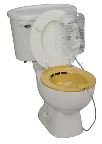 sitz bath/bidet portable DMI 540-8090-9501 - Adventura Sickroom Supply