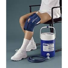 Knee Cooler cryo/cuff medium Aircast - Adventura Sickroom Supply