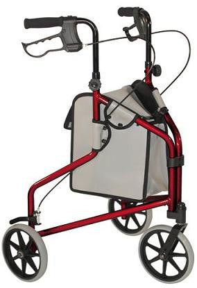 Walker 3 wheel Tuffcare Walkers - Adventura Sickroom Supply