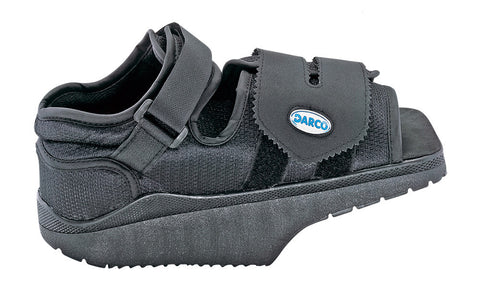 Ortho Wedge Shoe DARCO w/velcro - Adventura Sickroom Supply