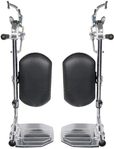 03 Rent Wheelchair Elevating Leg Rests for Wheelchairs (Monthly Rental Only) - Adventura Sickroom Supply