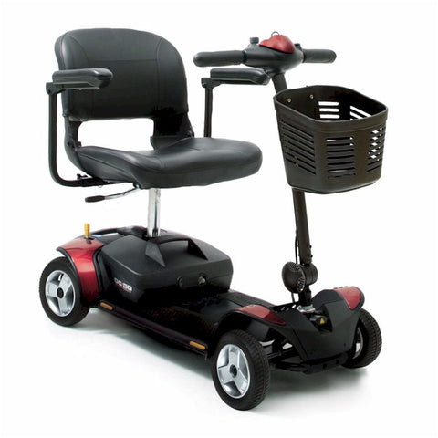 Scooter - GOGO Elite Traveller - 4 wheels - Adventura Sickroom Supply