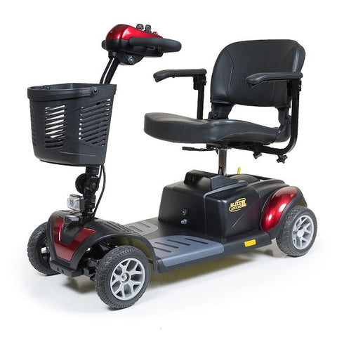 Scooters BUZZaround XL 4 Wheel Scooter - Adventura Sickroom Supply