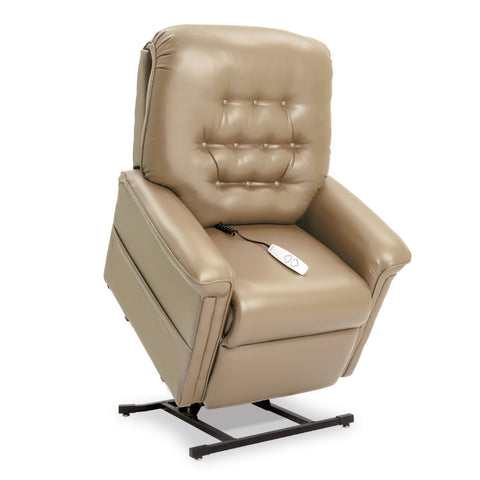 358 Heritage Series Lift Chair Vinyl 3 positions w/Leg Ext PR-358 Pride - Adventura Sickroom Supply