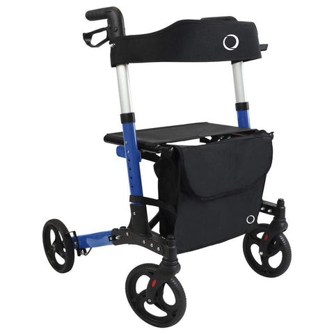 Walker 4 wheels with a seat (VIVE Health)
