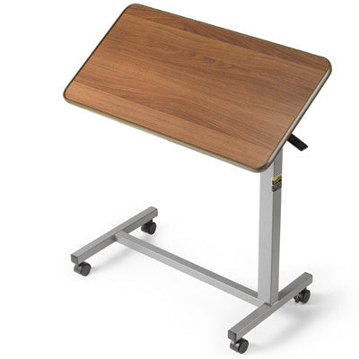 Overbed Table Tilt Top 6418 Invacare - Adventura Sickroom Supply
