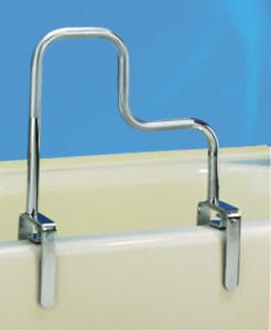 bath tub safety rail tri-grip b202-00 Carex - Adventura Sickroom Supply