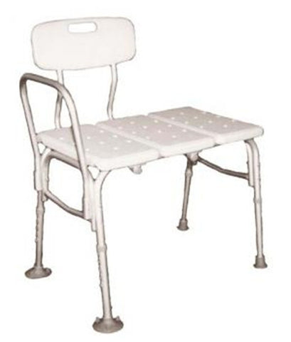 bath bench transfer plastic b3005 - Adventura Sickroom Supply