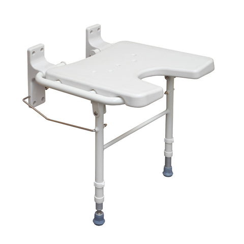 bath bench Fold-Away Seat 5222-3700-1900 Briggs - Adventura Sickroom Supply