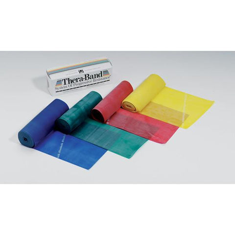 Theraband exercise bands Thera-Band - Adventura Sickroom Supply