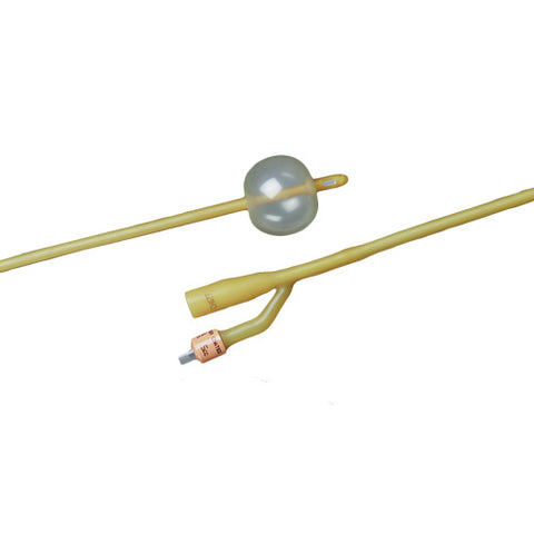 Catheter - Foley 24 FR - Bardia 123624A - Adventura Sickroom Supply