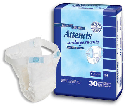 diapers undergarments attends 48bu0600