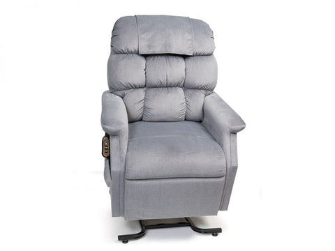 PR401 Cambridge Traditional Series Lift Chair - Electric Power Reclining Chair - Electric Power Chair Rises to Standing Position - Adventura Sickroom Supply