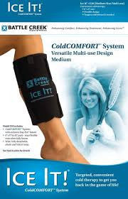 "cold pack Ice It wrap(med) 6""x9"" Battle Creek 530 - Adventura Sickroom Supply"