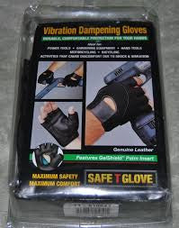 gloves SAFE-T-GLOVE vibration dampening glove - Adventura Sickroom Supply